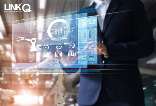 Phần mềm quản lý sản xuất LinkQ MRP, chuyên cho quản lý sản xuất
