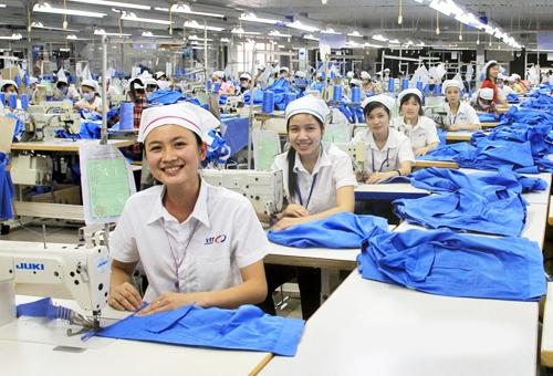 Phần mềm Quản lý nhân sự sản xuất