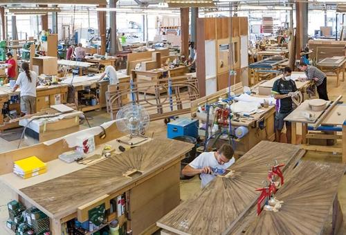 Phân biệt các loại chi phí sản xuất gỗ nội thất