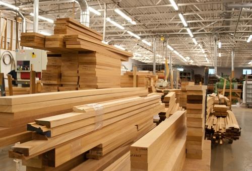 Phần mềm quản lý kho gỗ tự nhiên